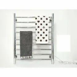 Heating SS Towel Rack