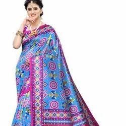 Cheap Rate Art Silk Saree