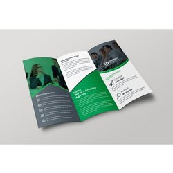 Paper Brochure Printing Services, Location: Pan India