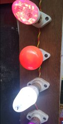 Colour LED Bulb