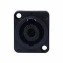 Unique Pro Neutrik 4pcs 4 Pin Speakon Speaker Connector Female Jack Aud