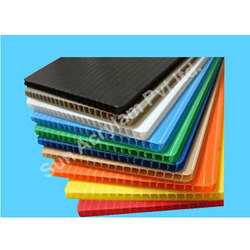 Polypropylene Hollow Corrugated Sheet