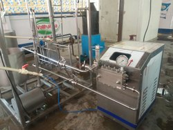Dairy Plant Commissioning Service