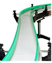 Super Wider Modular Belt Curve Conveyor