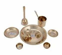 Copper Utensils, For Home, Packaging Type: Box