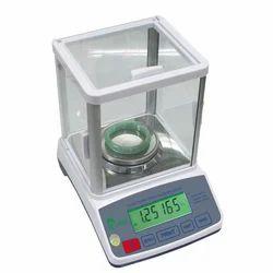 Electronic Digital Lab Balance, Weighing Capacity: 1 - 10 mg