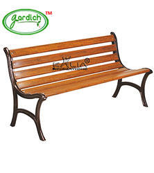 Cast Iron FRP Park Bench