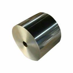 Plain Silver Paper Roll