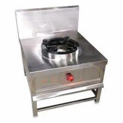 Single Jumbo Burner Range, For Commercial Kitchen, Model Name/Number: ABD-BC-42