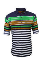 Horizontal Striped Shirt
