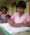 5th Standard Student Teaching Service