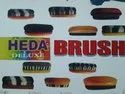 """Wooden Paint Brush Lime Brushes, Size: 6"""" & 8"""""""