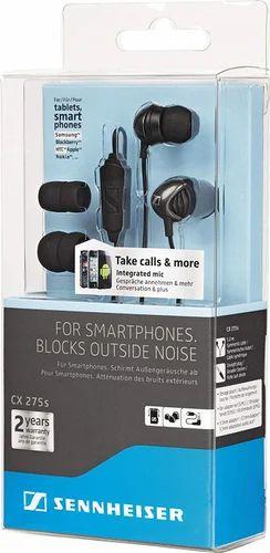 0f3acbf1ca2 Sennheiser CX 275 S In -Ear Universal Mobile Headphone With Mic at ...