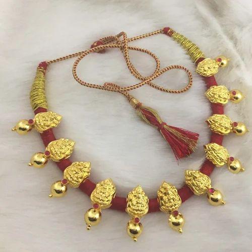 7200022e7beb2 Laxmi Gaji Patti Gold Haar