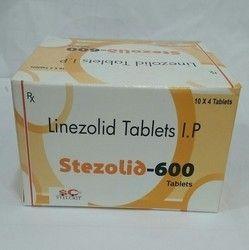 Linezolid Tablets I.P