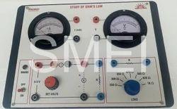 Ohm's Law Apparatus
