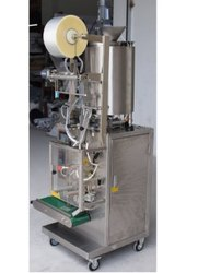 Lotion Sachet Packaging Machine
