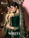 Textile mall Presents Fiona Norita Heavy Dupatta Straight Salwar Kameez Catalog