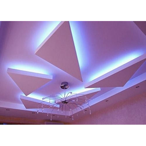 Gypsum Board False Ceiling At Rs 50