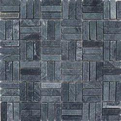Capstona Stone Mosaics H. P. UDR Green Tiles
