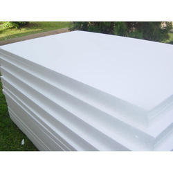White EPS Thermocol Sheet, For Insulation And Packaging