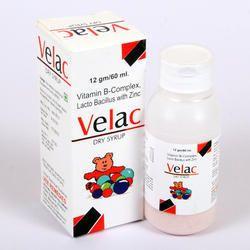 Vitamin B-complex, Lactic Acid Bacillus & Zinc Dry Syrup