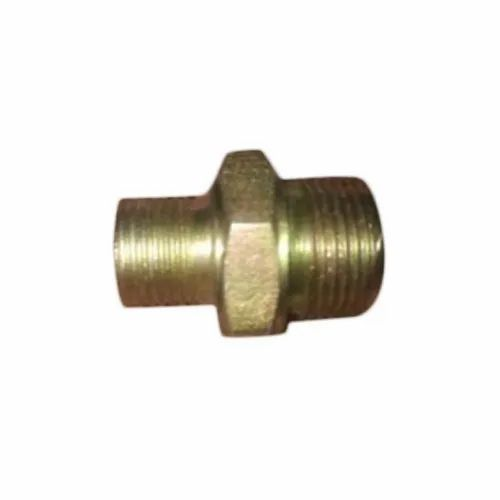 Brass Hydraulic Adapter, For Hydraulic Pump