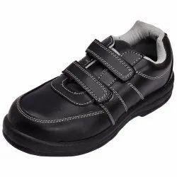 Tektron Polo Velcro Men Synthetic Leather Safety Shoes