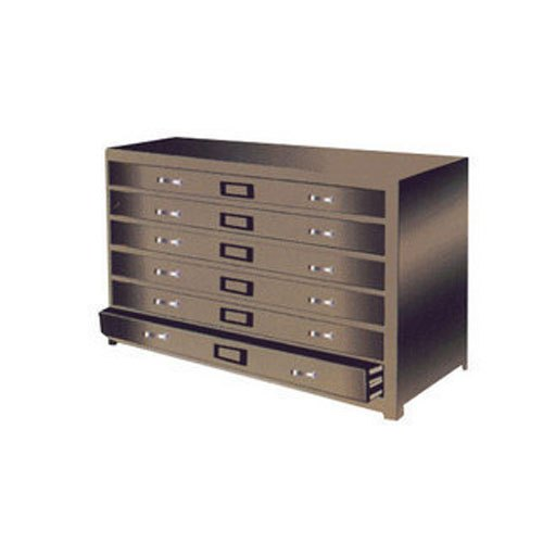 Mechchems Mild Steel 6 Drawer File, Wood Lateral File Cabinet Plans