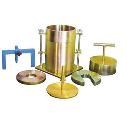 California Bearing Ratio Apparatus (ASTM Version Mould)