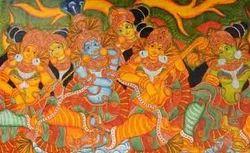 Mural Paintings in Thiruvananthapuram