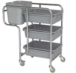 Dinning Collection Trolley