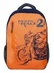 Light Orange Backpack Bag