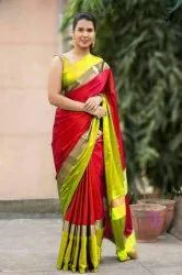 Women's Plain Sarees