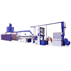 Extrusion Tape Stretching Plants Machines