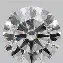 1.17ct Lab Grown Diamond CVD F VS1 Round Brilliant Cut IGI Certified Stone