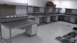 Tekgro Tech Mild Steel ESD Lab Tables