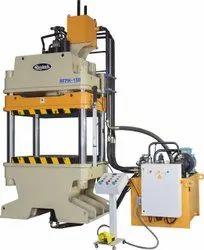 Four Column Hydraulic Press Machine