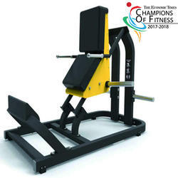 Turbuster GPL 745 Plate Loaded Hack Squat /Hammer Series Gym Equipment /Free Weight Machine