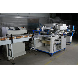 Toilet Paper Roll Packing Machine