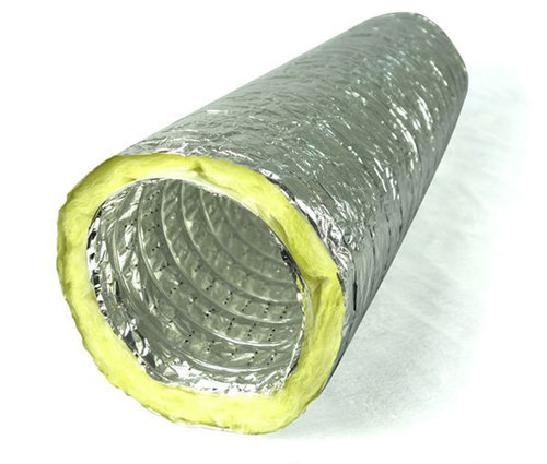 Aluminum Insulated Flexible Duct At Rs 85 Unit