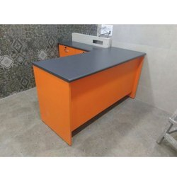 KO-EXT-129 L Shape Executive Table