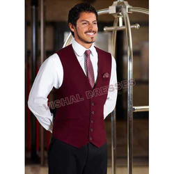 Party 30 To 44 Waist Coat With Shirt