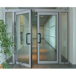 Aluminium Door - एल्यूमिनियम का दरवाजा ...