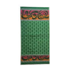 Rectangle Bath Towel, For Home, Packaging Type: Poly Bag