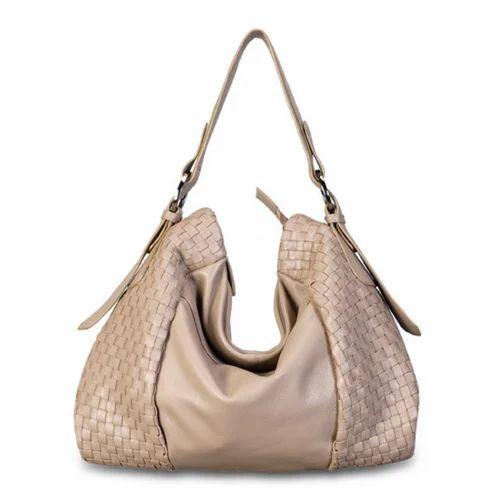 8791f95943cb Cream Woman Hobo Bag