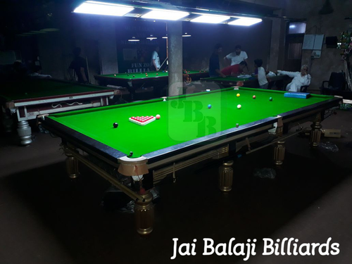 JBB Designer Snooker Tables For Restaurants
