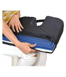 Gel Coccyx Support Seat Cushion