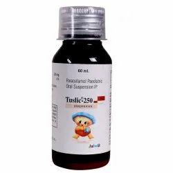 Paracetamol 250 mg./5ml Suspension