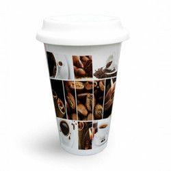 Ceramic Tumbler Coffee Mug